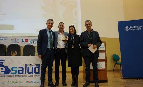 Premian app de la UPF y la UOC para familias con hijos con enfermedades raras