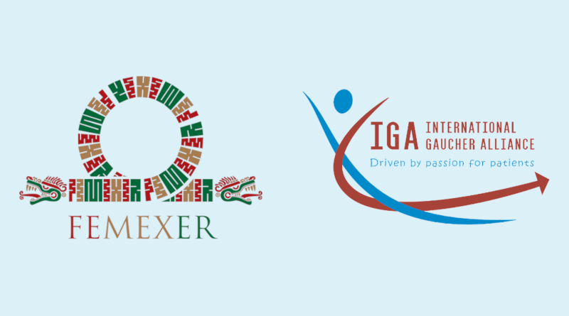 FEMEXER trabaja en alianza con IGA, International Gaucher Alliance