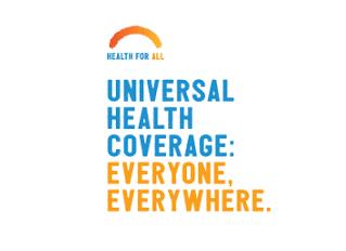 La Cobertura Universal en Salud incluye a todos en donde sea.