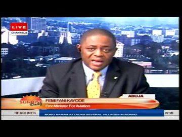 "SUNRISE DAILY: ""Nigeria Is A Nation At War"" - Fani-Kayode Pt.1"