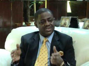 Chief Femi fani-Kayode speaks on the rift between Obasanjo and Babangida, Abuja, 22nd Aug. 2011.flv