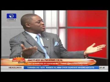 Fani-Kayode Urges Nigeria To Shun US In The Fight Against Terror Prt 1