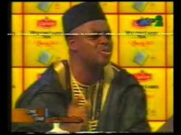 Chief Femi Fani-Kayode talks about President Olusegun Obasanjo on One on One - 2002 Pt 3.flv
