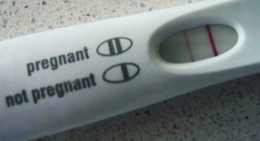 Faint Line on The Pregnancy Test is Very Light Am I ...