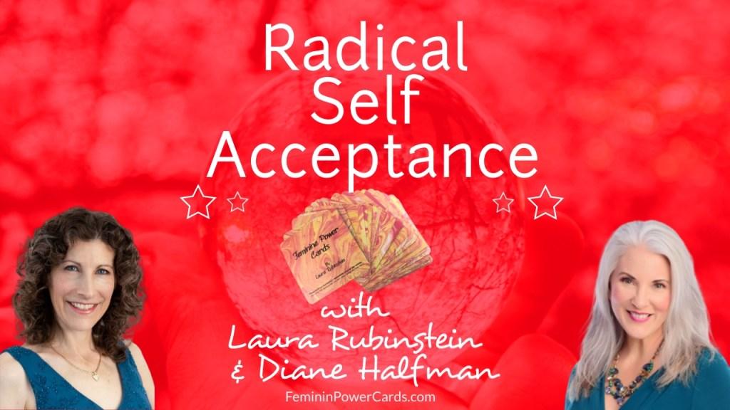 feminine power practices self-acceptance