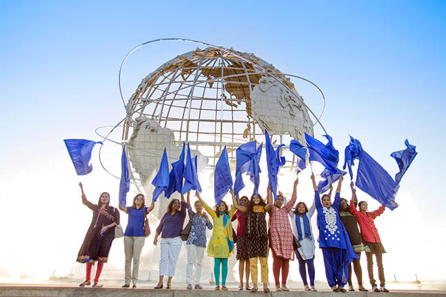 Photo by Thenmozhi Soundararajan, #DalitWomenFight