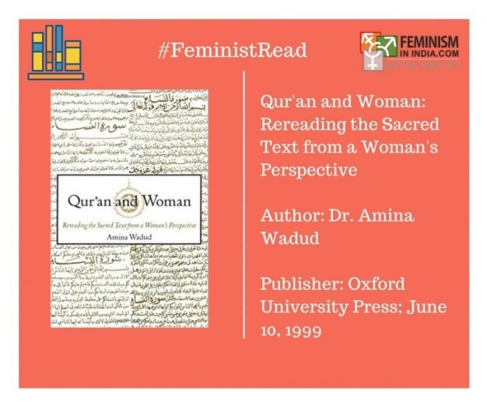 Quran and Woman by Dr. Amina Wadud