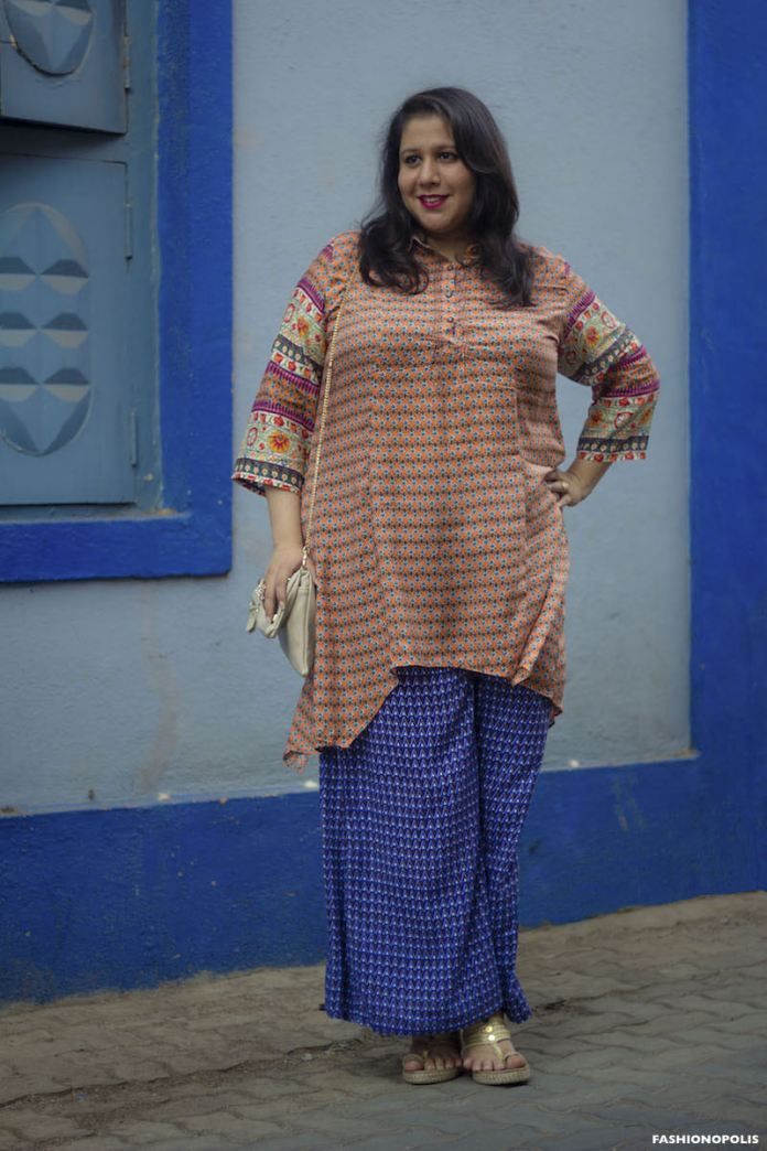 plus size fashion in india