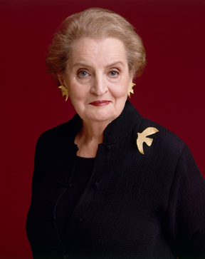 Image result for Madeleine Albright