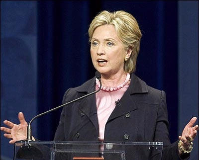 [Mariana Flores Melo]: Hillary Clinton