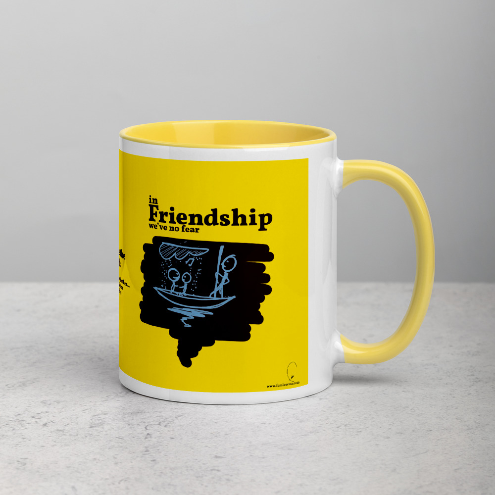 In Friendship | Mug