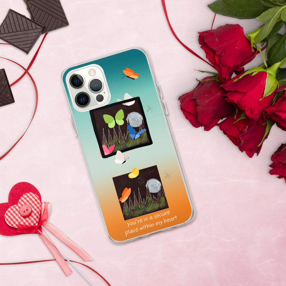 IPhone Case- Safe Within My Heart