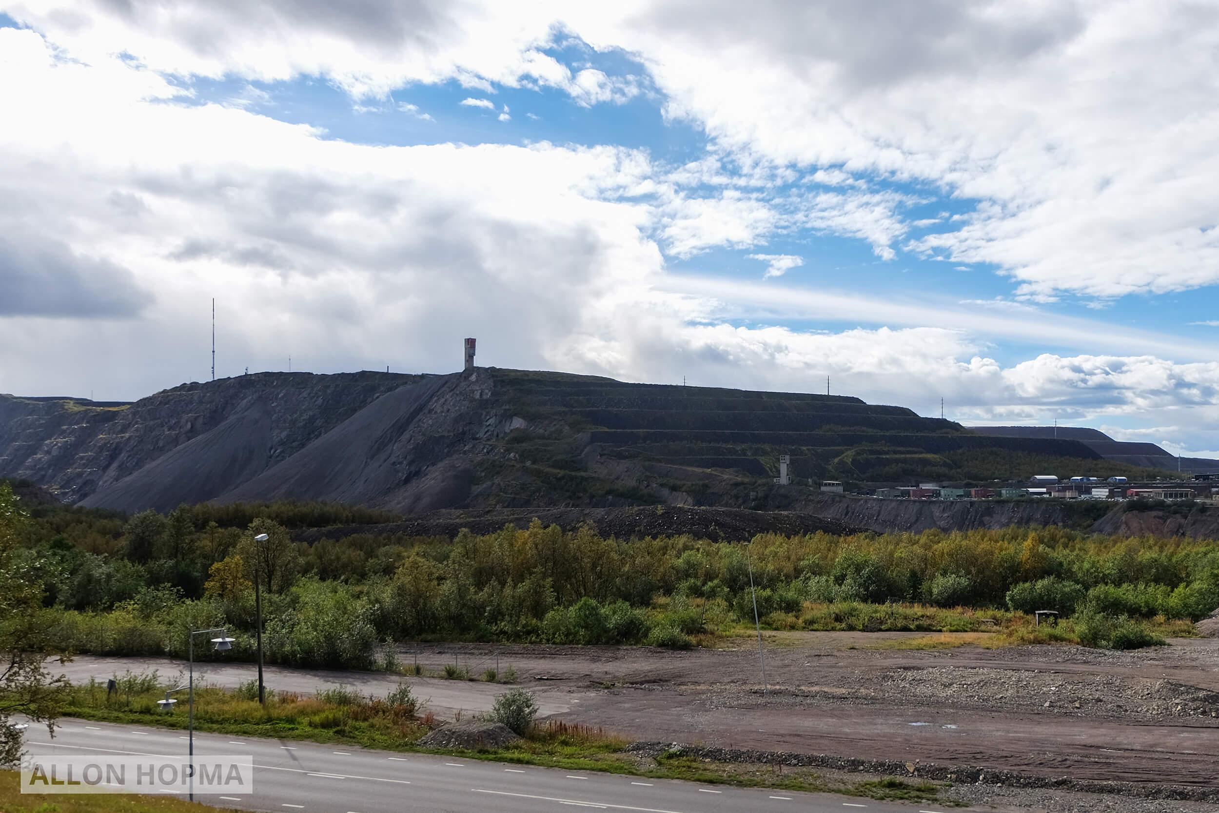 The mines of Kiruna
