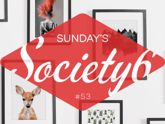 Sunday's Society6 #53 | Double exposure