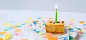 Hoera! Femke blogt is 1 jaar!