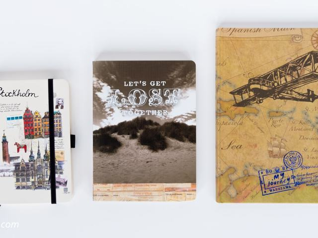 7 toffe ideeën voor een creatief reisdagboek
