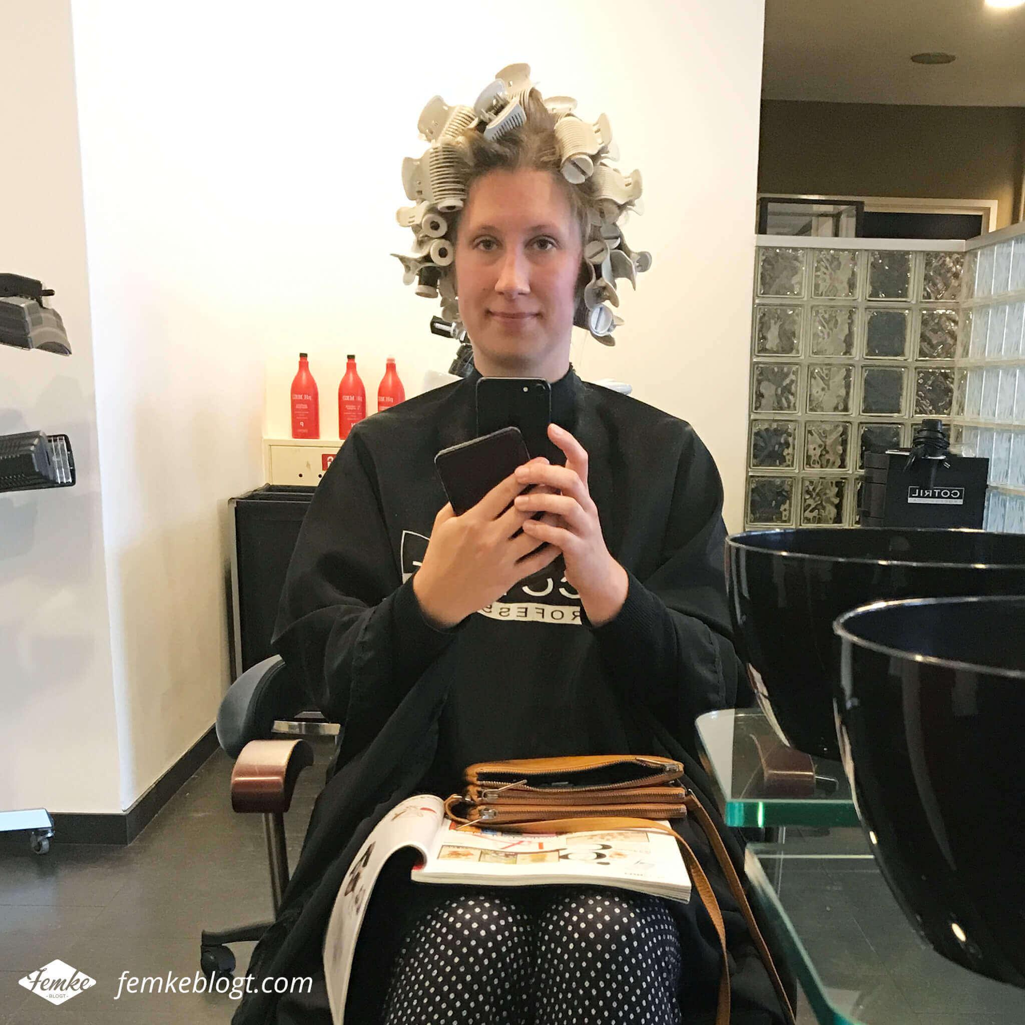 Maandoverzicht september | Bij de kapper