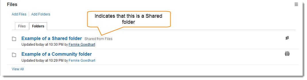 IBM Connections Folders #1: Community Folders – (Social) Business as