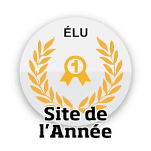 site de l'annee