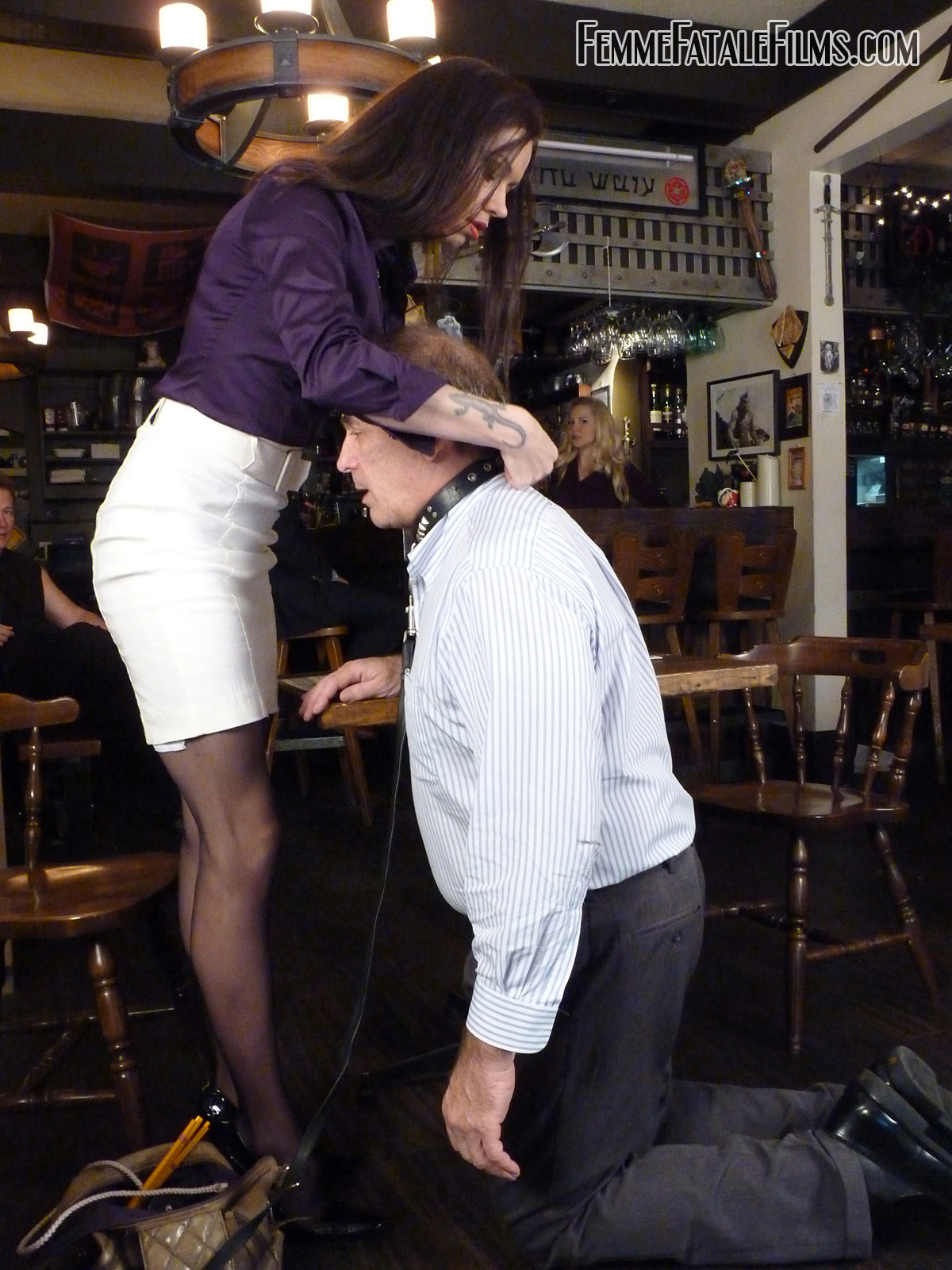 Femme Fatale Films  HD Femdom BDSM Domination Videos