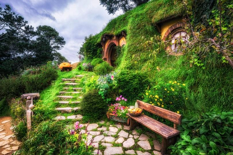 Hobbit land - New Zealand