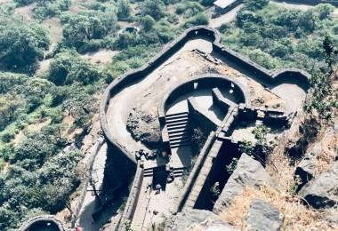 Femme Fiesta - Lohagad Fort trek
