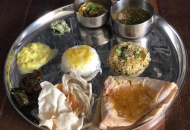 Maharashtrian Cuisine - Festival meal plan