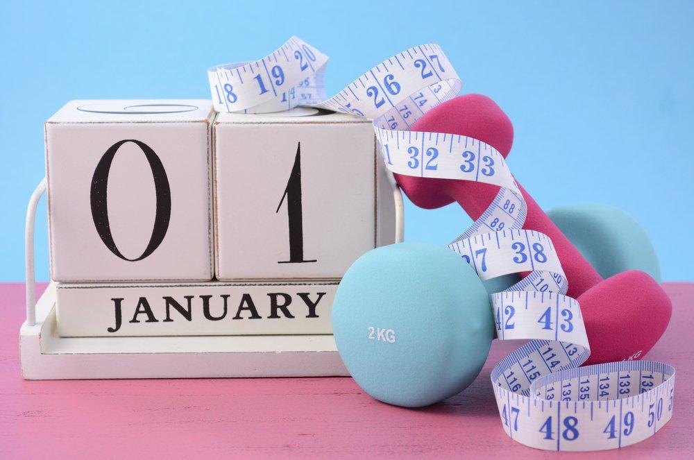 goede voornemens nieuw jaar
