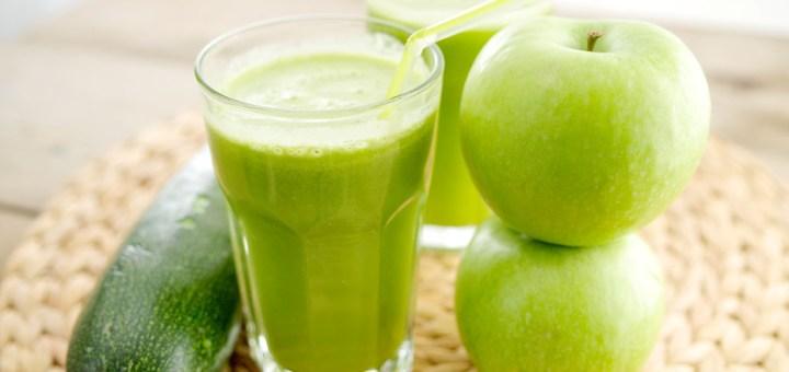 fruit smoothie groente