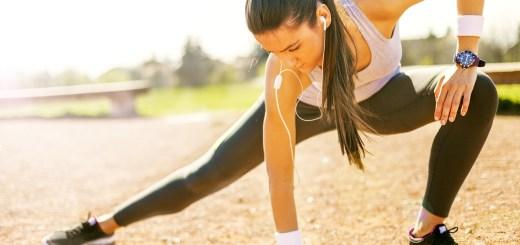 sporten en menstruatie