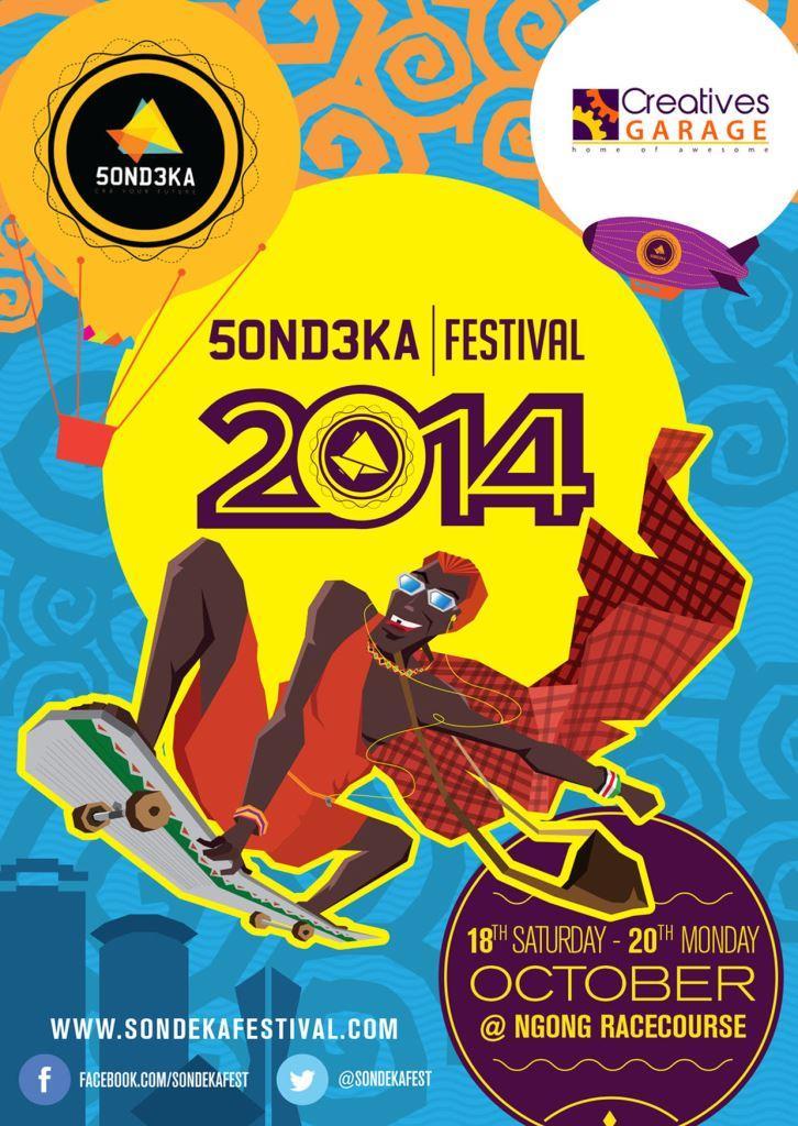 Poster Sondeka Festival