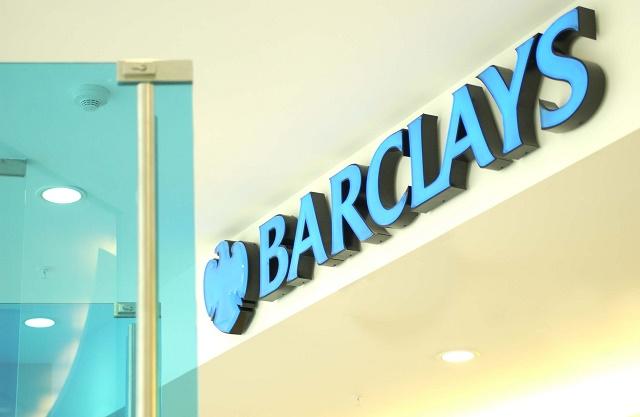 Barclays Paint