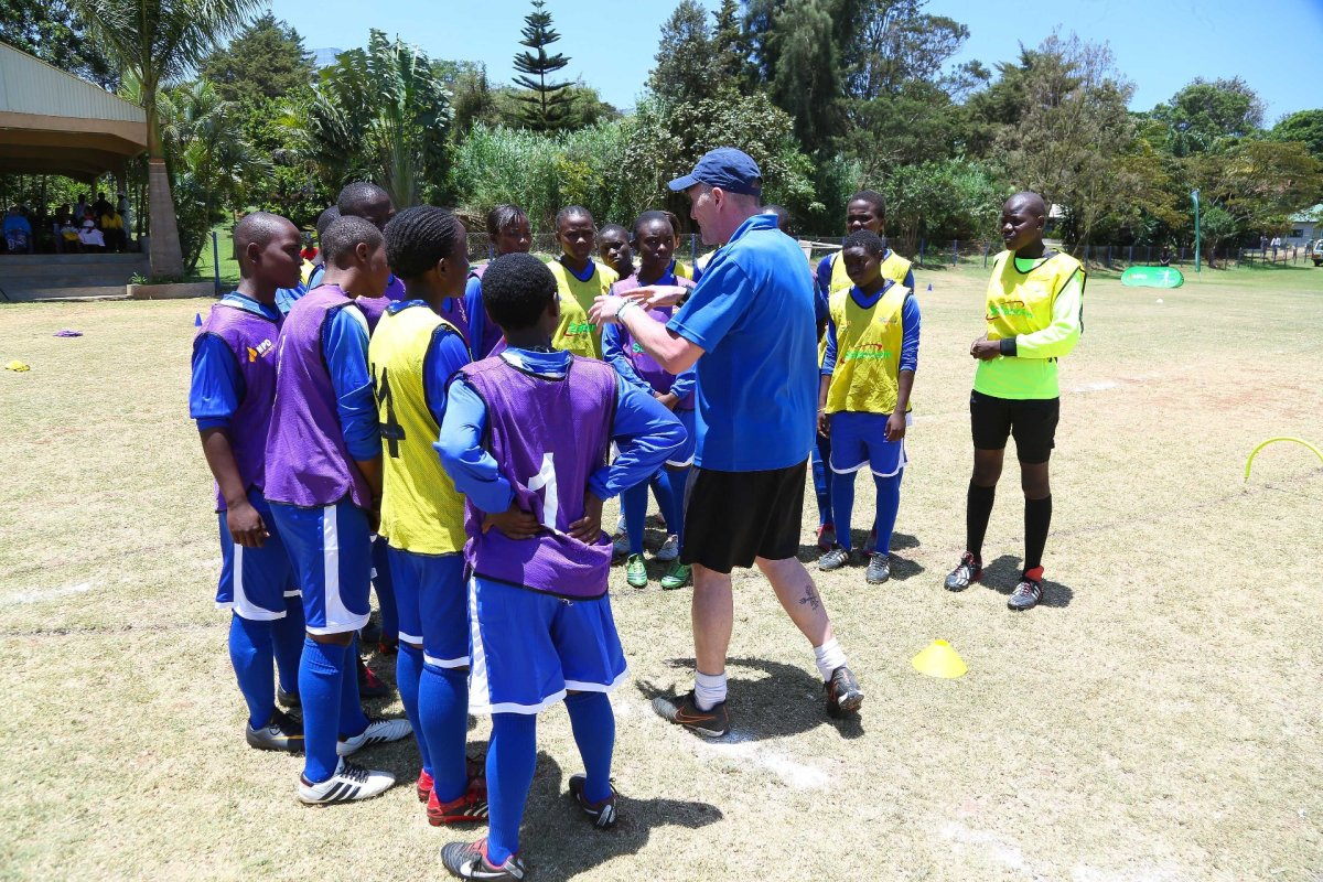 The Safaricom Next Generation Program to Nurture Football Talent in Kenya
