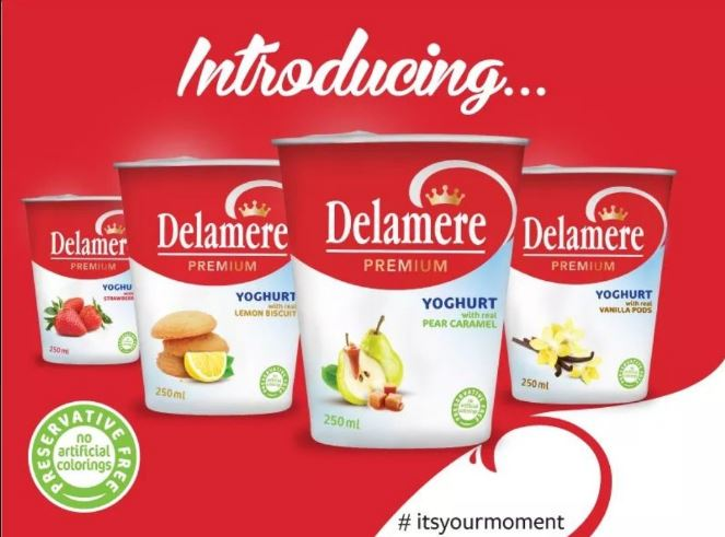 New Yoghurt Flavours Courtesy of Delamere
