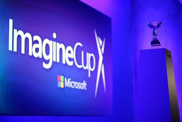 Microsoft Imagine Cup - Calling On Students To Solve Local Problems Using Modern Technology