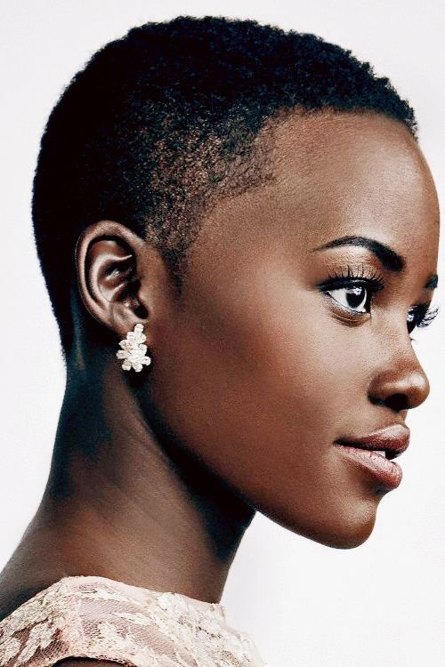 modeles de coiffure coupe courte femme afro