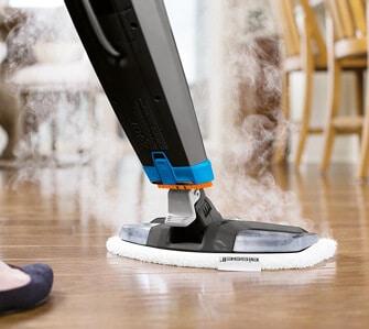Choisir un nettoyeur vapeur pour une maison sans bactéries