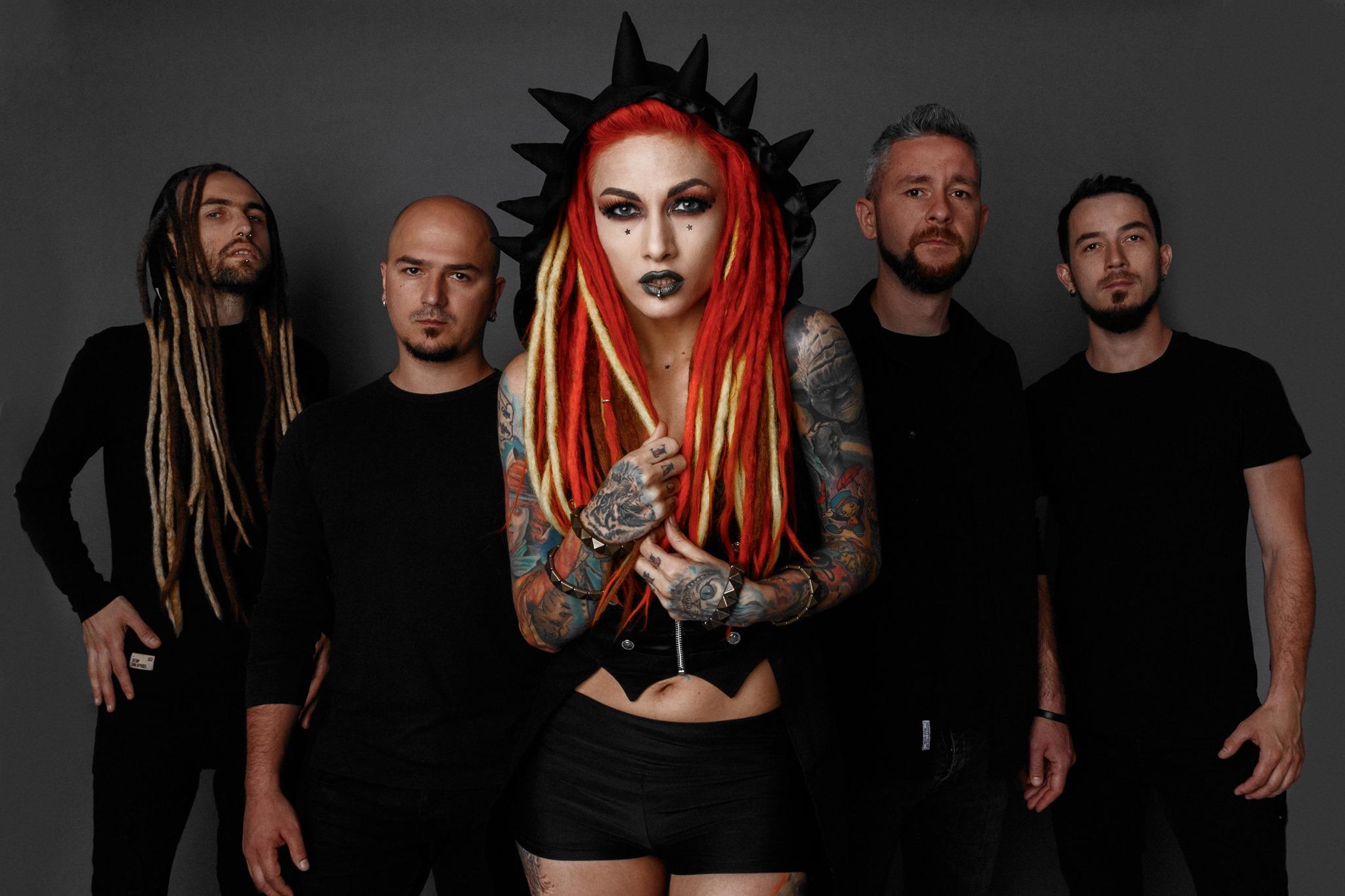 INFECTED RAIN - An interview with Lena Scissorhands - Femme Metal Webzine