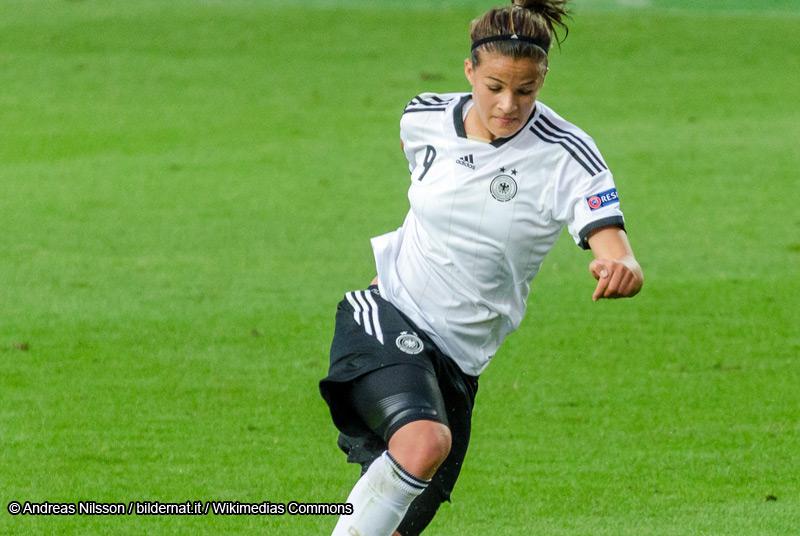 Football - Allemagne - Lena Lotzen