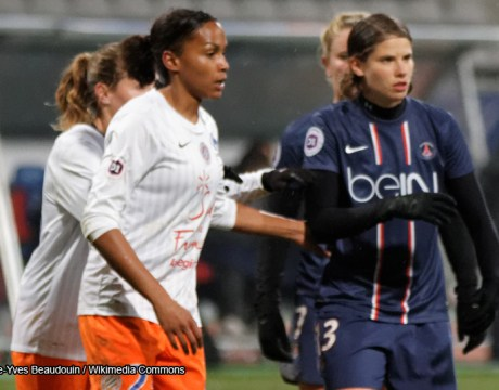 Football - Montpellier - Marie-Laure Delie