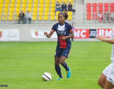 Football - PSG féminin - Laura Georges