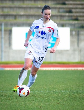 Football Féminin - FCF Juvisy Essonne - Gaëtane Thiney