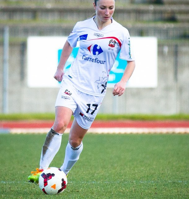 Football Féminin - FCF Juvisy Essonne - Gaëtane Thiney