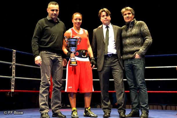 Boxe - Anthony Veniant, Estelle Mossely, Kévinn Rabaud et Jean-Philippe Lustyk