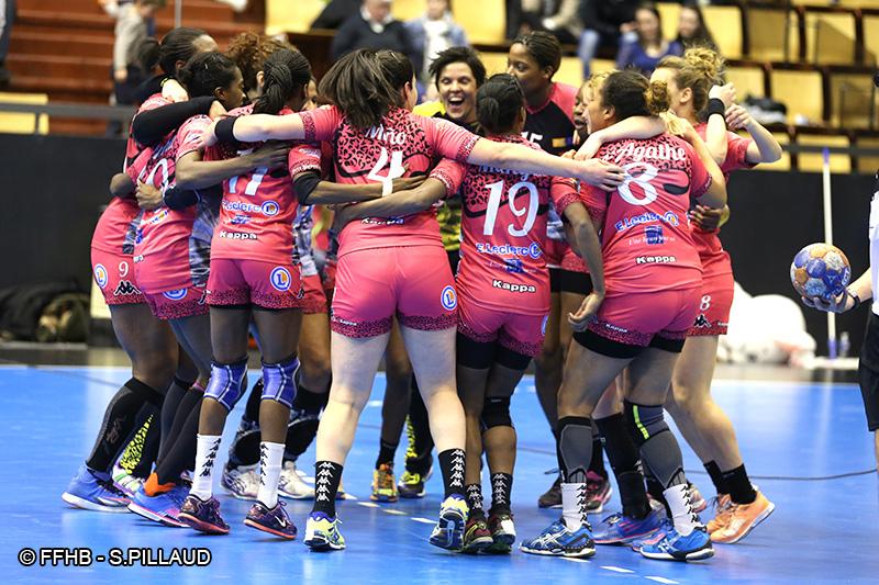 Handball - Coupe de la Ligue - Fleury Loiret Handball