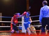 Boxing Beats - Mars 2015 - En Rouge, Fatima Elkabouss. En bleu, Scoura Brahimi.
