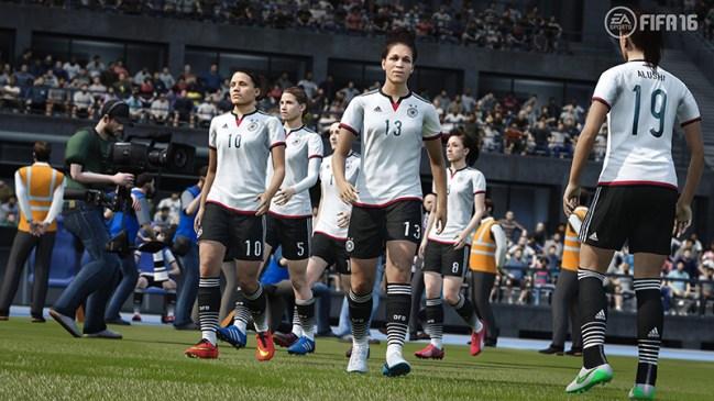 FIFA 16 - Allemagne