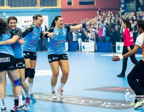 Coupe de france f minine de handball femmes de sport - Resultat coupe de france handball feminin ...
