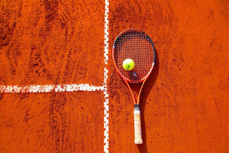 Tennis Terre Battue - Tennis Féminin - Sport Féminin - Femmes de Sport