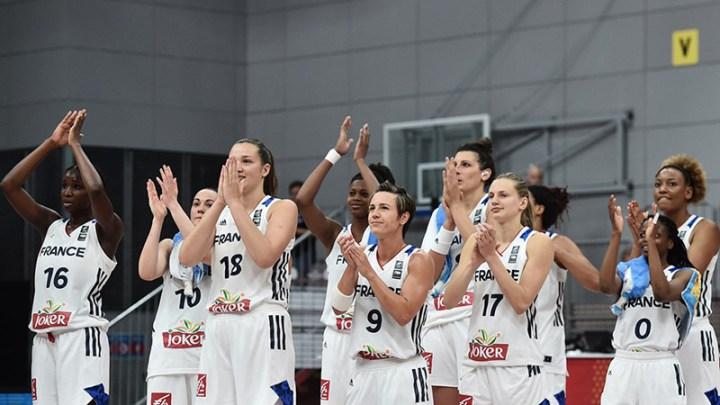 Basket France groupe